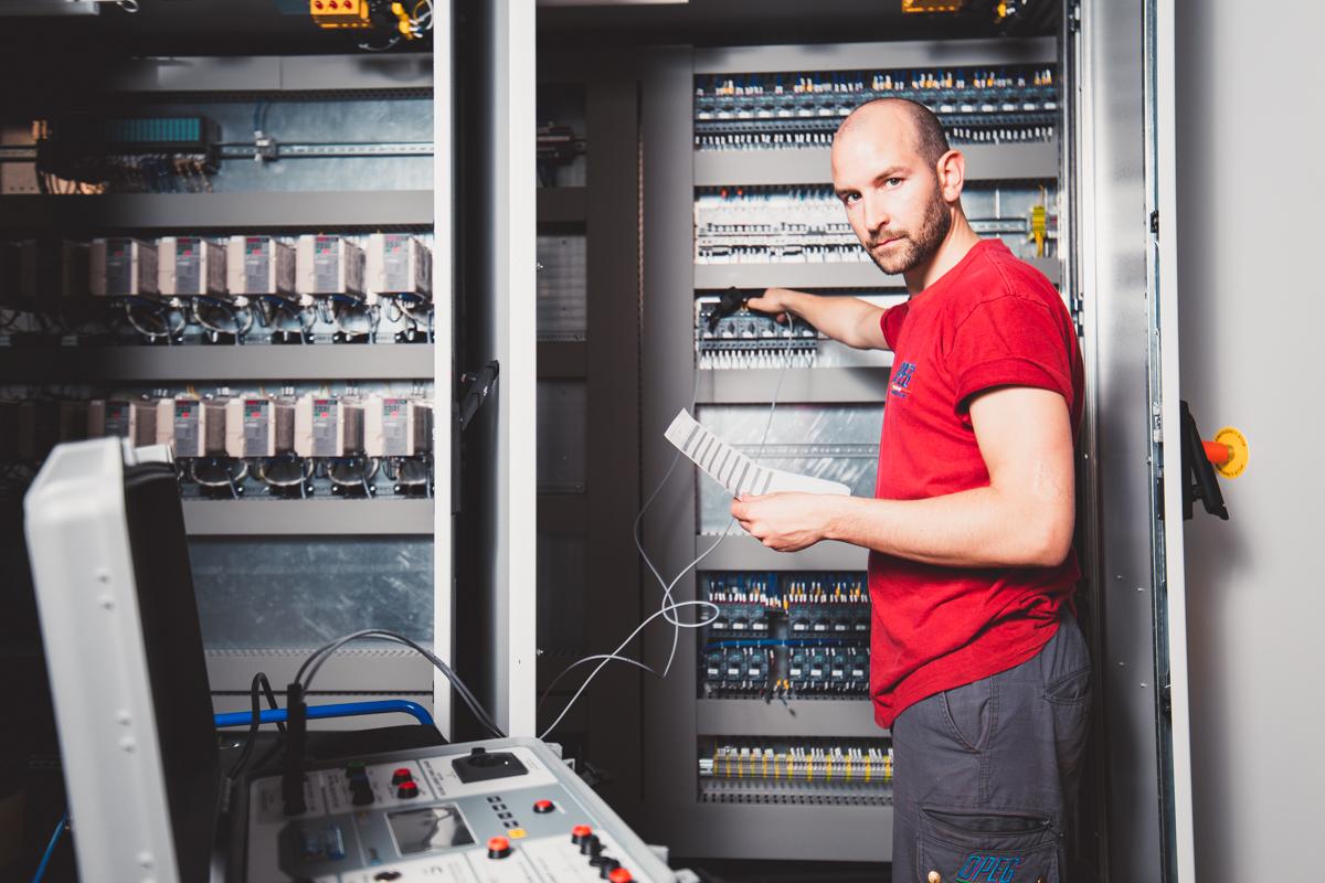 Diagnosi tecniche sui quadri elettrici
